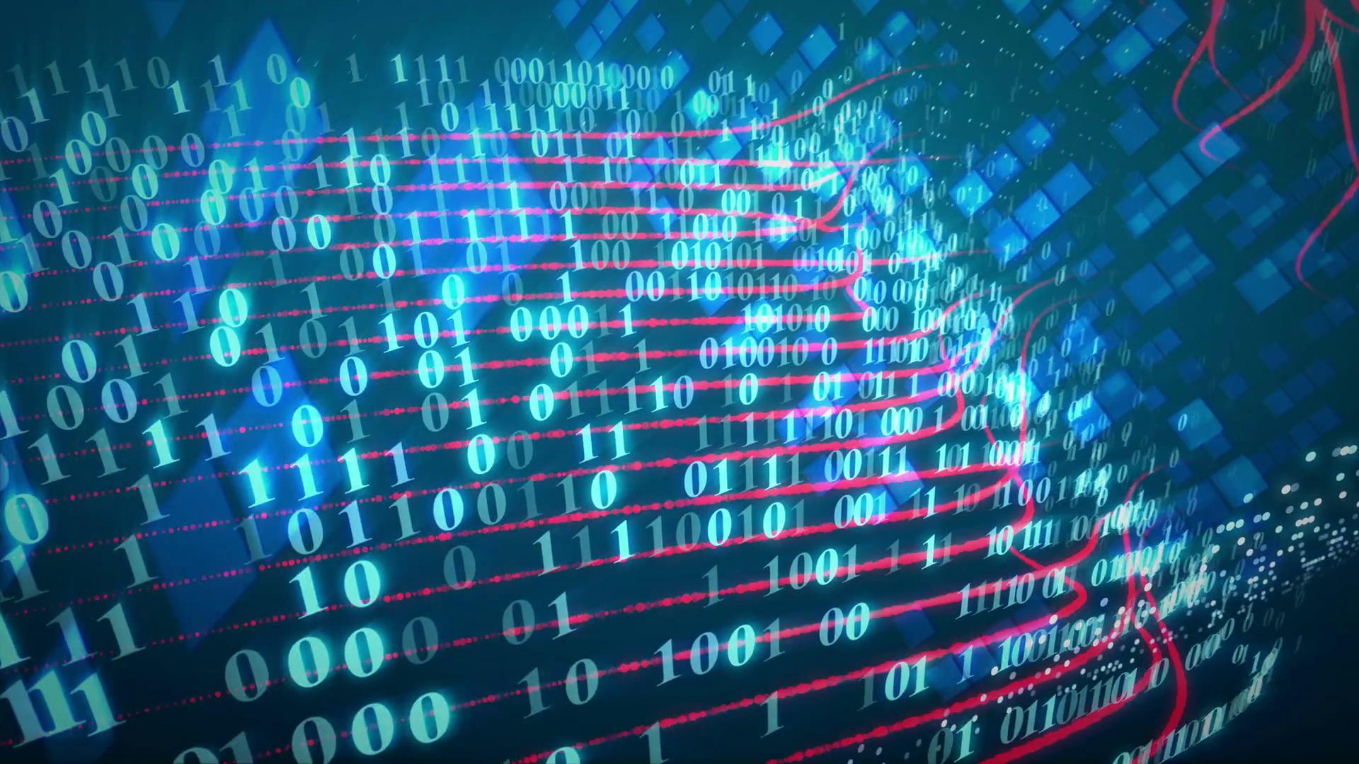 How long has binary code options been around